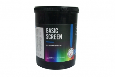 BASIC SCREEN - Diazo Fotoemulsion